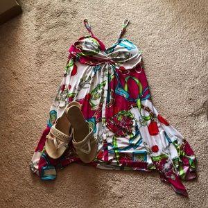 Dresses & Skirts - Colorful sundress